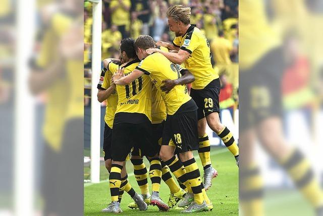 Dortmund verbreitet alten Glanz