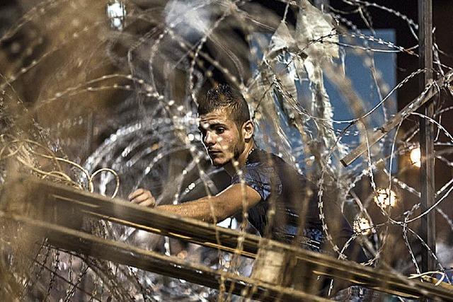 Libanesen fordern schnelles Ende der Müllkrise