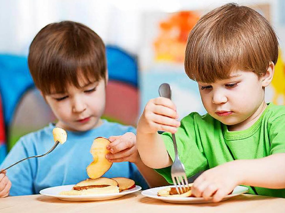 Die Grünen wollen gesunde Ernährung fü...; statt ungesunder Kinderlebensmittel.  | Foto: Oksana Kuzmina - Fotolia.com