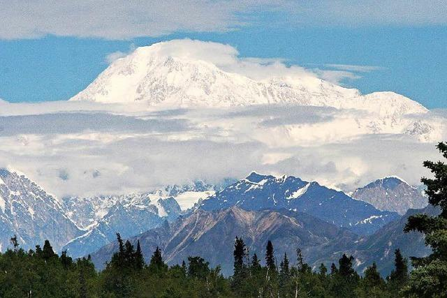 Mount McKinley heißt offiziell wieder Denali