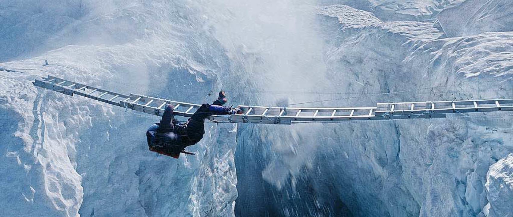 "Szene aus dem amerikanischen Kinofilm ""Everest""  | Foto: UPI Media"
