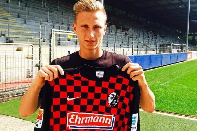Joshua Mees: SC holt jungen Hoffenheimer