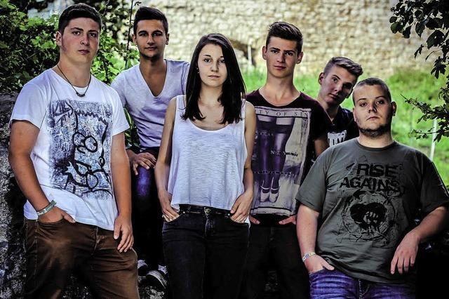 Jugendmusikfestival auf dem Festplatz Mußbach