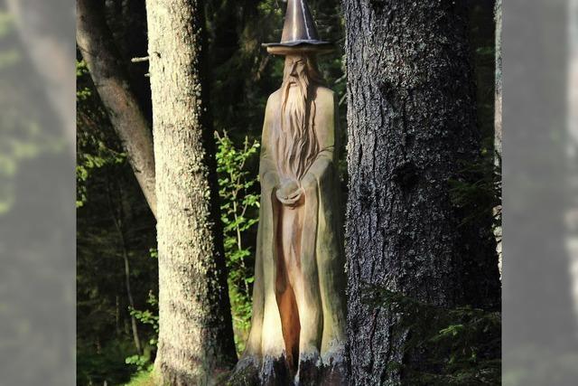 Mit Liane Schmidt durch den Zauberwald