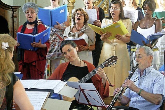 Das Mechaje Ensemble gastiert in Kippenheim