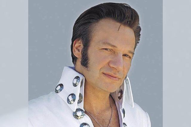 Fons goes Easy Elvis im Haus der Stadtmusik