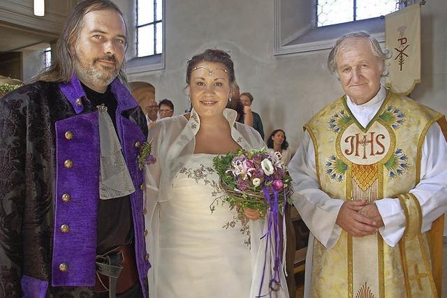 Wiedersehen mit Pfarrer Juriens