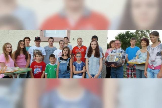 Neu sanierte Räume für Jugend und Ministranten