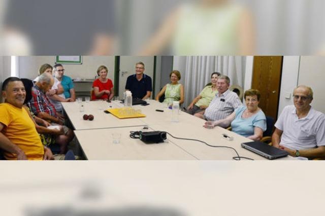 Selbsthilfegruppe bei Sprachstörungen nach Schlaganfall