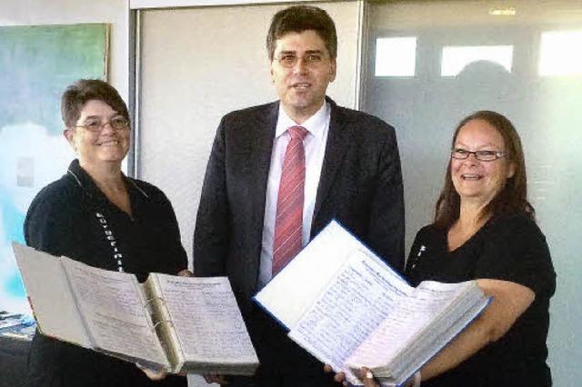 10 500 Unterschriften für das Spital