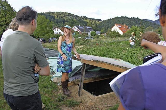 Verein Lebensgarten Dreisamtal: Beispiele urbaner Selbstversorgung