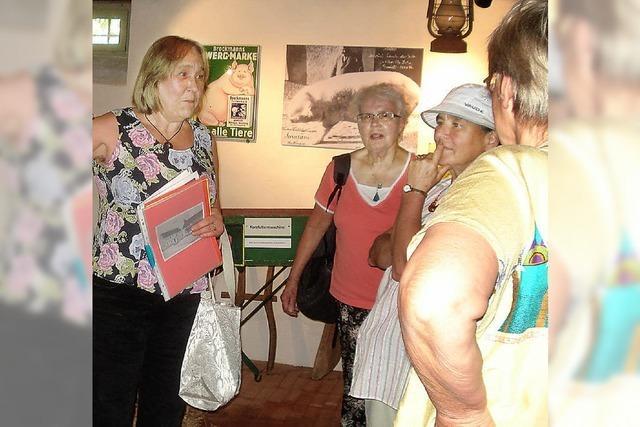 Zeitreise in die landwirtschaftlich geprägte Geschichte der Stadt