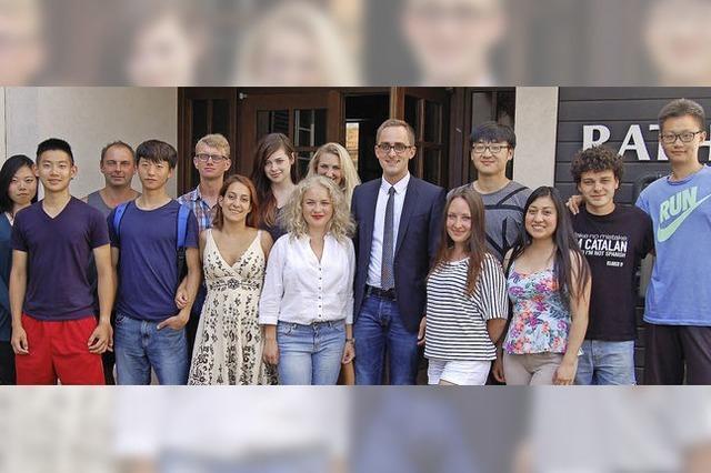 Der Kaiserstuhl hat 14 neue Fans