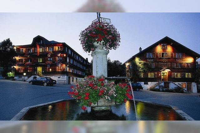 Schubertiade in Schwarzenberg - Paradies der Lieder