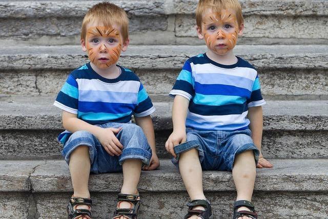 Anzahl der Zwillinge steigt