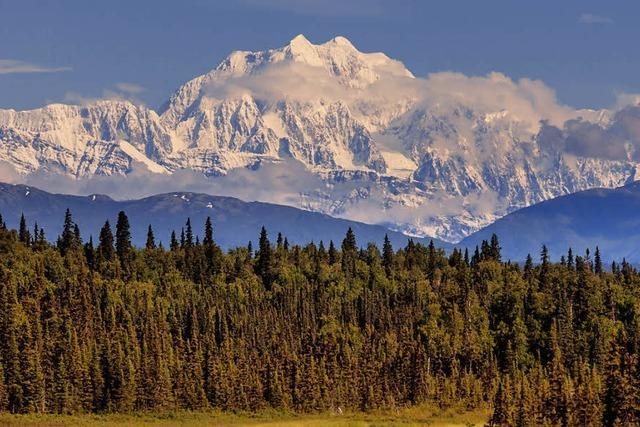Aus Mount McKinley wird wieder Denali