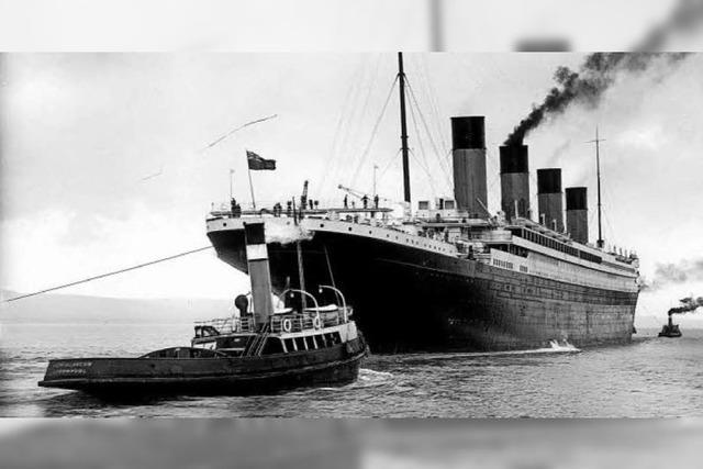 Titanic-Wrack ist zur Pilgerstätte für U-Boote und Abenteurer geworden