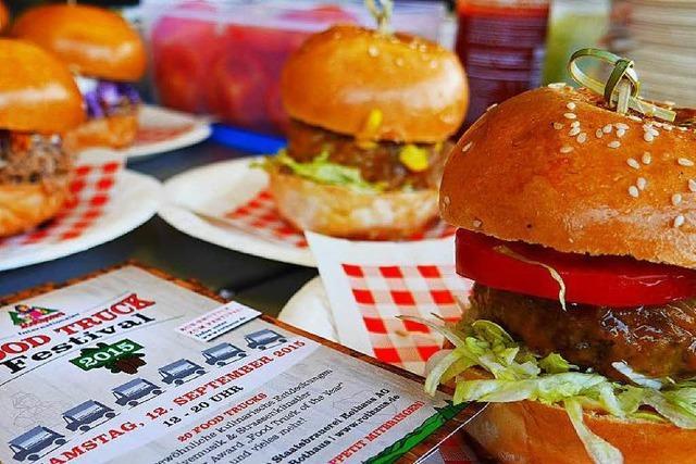 Rothaus lädt zum Food-Truck-Festival