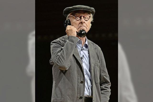 Emil Steinberger eröffnet die neue Spielzeit des Theater Fauteuil