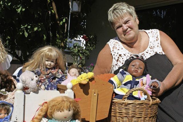 Puppenmama von Kind an