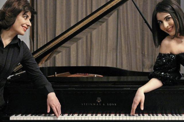 Khachaturian-Klaviertrio & Duo Sonet im Gutshof Güntert