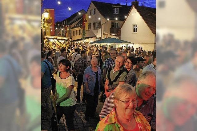 Gassenweinfest in Merdingen