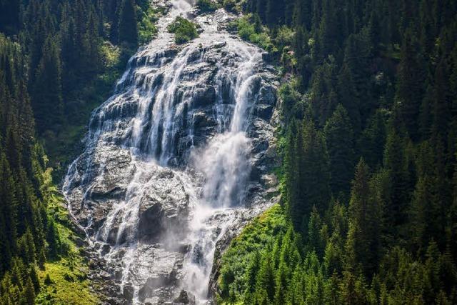 Wildes Wasser: Ein Besuch im Stubaital