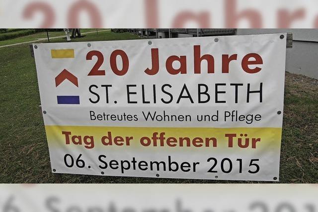 St. Elisabeth lädt alle ein