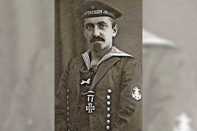 Heute vor 100 Jahren starb ein Kanderner im Weltkriegszeppelin