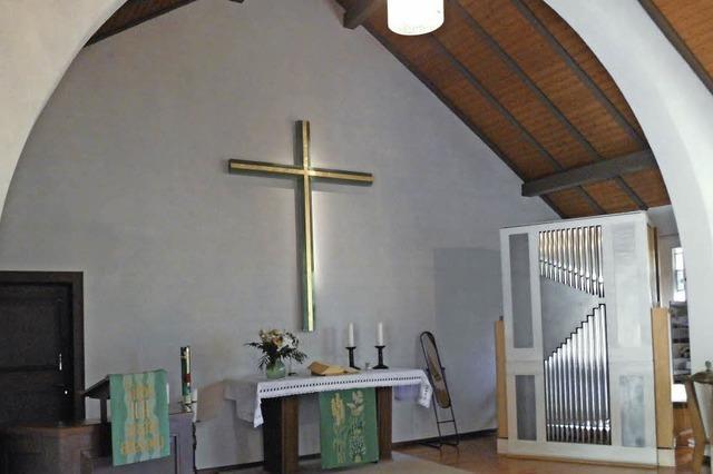Ein Gotteshaus wie ein Wohnhaus
