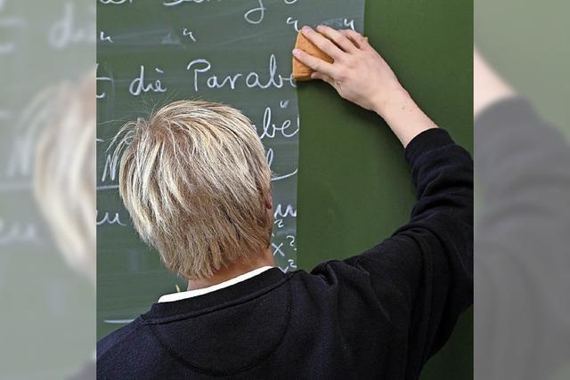 Pensionswelle bei den Lehrern