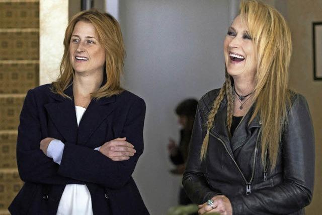 Meryl Streep gibt in