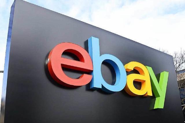 Das Online-Auktionshaus Ebay wird 20 Jahre alt