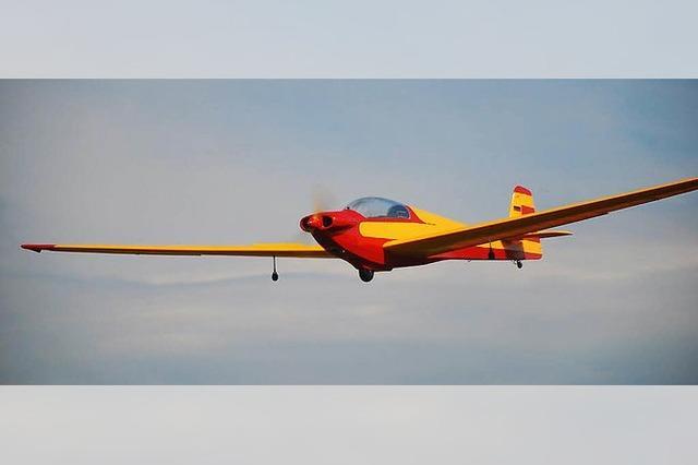 Aero-Modell-Club Markgräflerland präsentiert Spektrum der Modellfliegerei