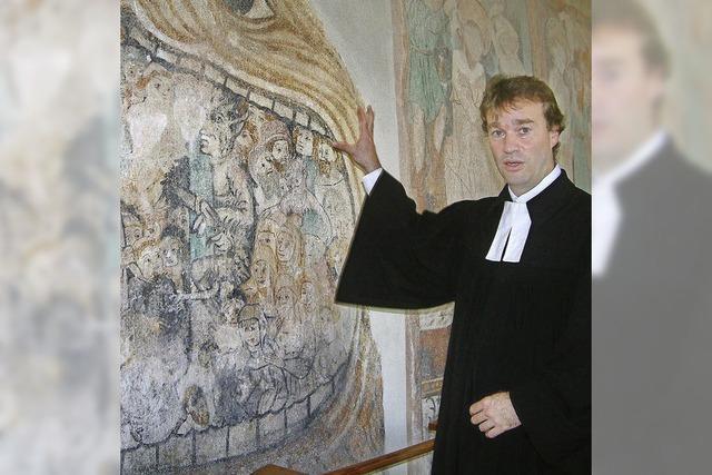 Kraftvolle Bilder vom Jüngsten Gericht und dem Höllendrachen