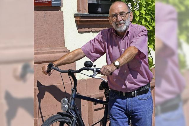 Hans Jürgen Heinzmann: Offenburgs erster Rathaus-Webmaster sagt Adieu