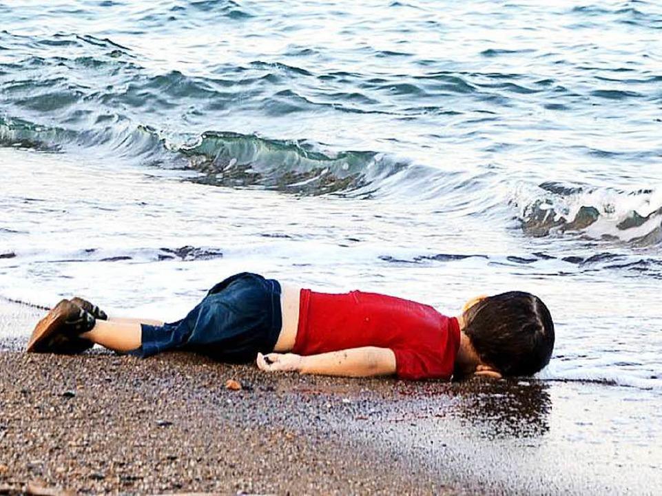 Aylan Kurdi wurde  drei Jahre alt.reuters  | Foto: STRINGER/TURKEY