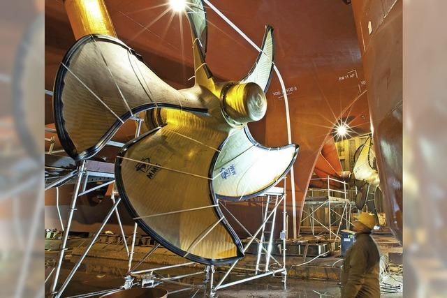 Nabu lobt zwei Kreuzfahrt-Reedereien
