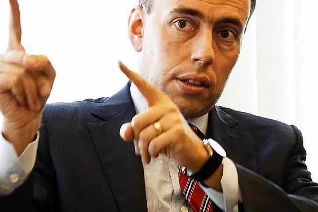Nils Schmid warnt vor einem Asylwahlkampf