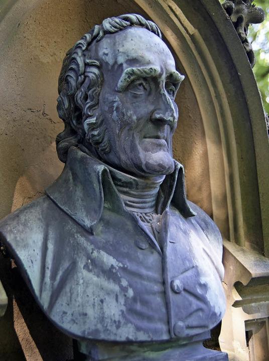 Johann Baptist von Hirscher.    Foto: Günther
