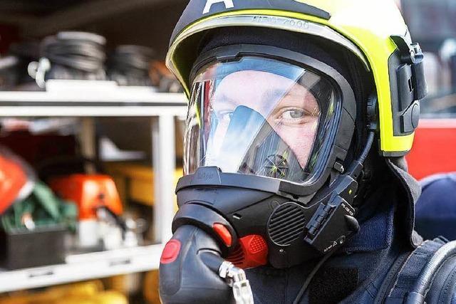 Vollbärte können für Feuerwehrmänner problematisch sein