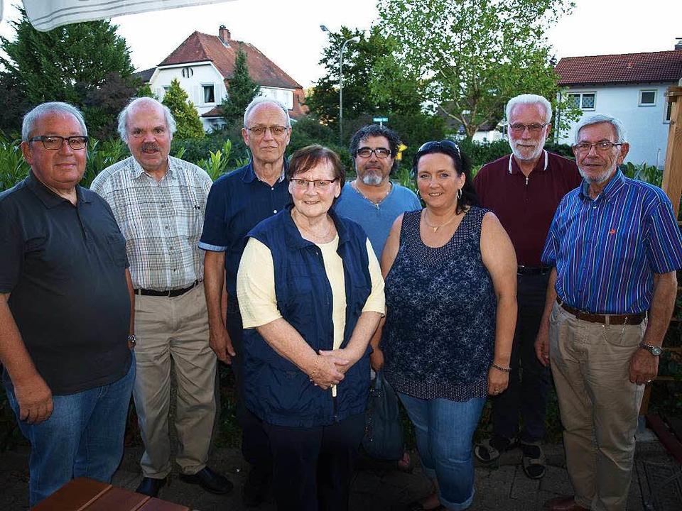 Das Organisationskomitee  | Foto: Paul Schleer