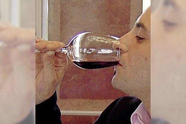 Mit der BZ ins Weingut von Roeder