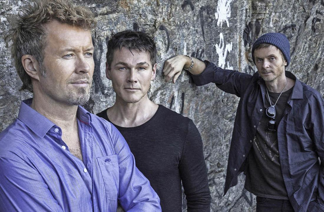 Magne Furuholmen, Pal Waaktaar-Savoy, Morten Harket   | Foto: Universal