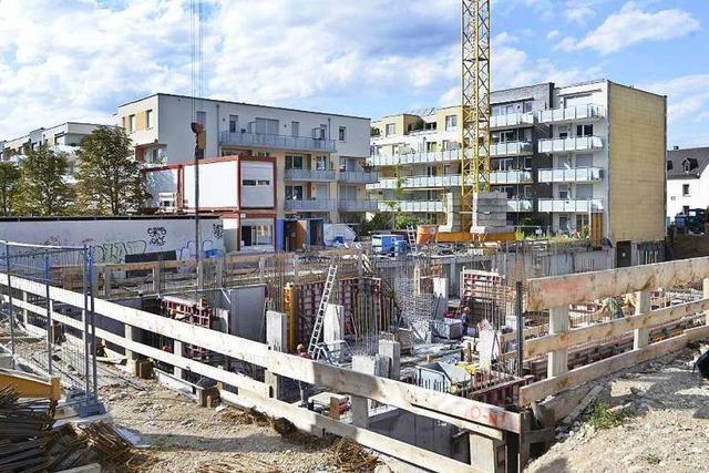 Nach 17 Jahren wird Freiburgs Quartier Vauban fertig