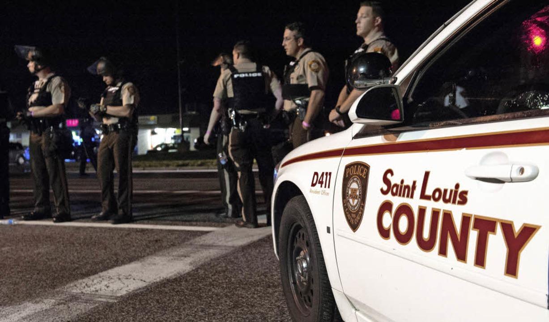 60 Prozent mehr Morde gab es 2014  in der US-Stadt Saint Louis.   | Foto: dpa