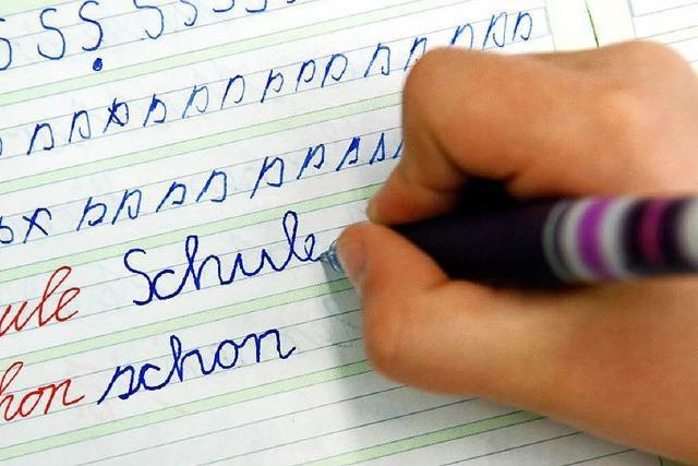 Der Wert einer eigenen Handschrift