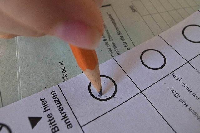 Waldshut-Tiengen: Nur einer will Chef im Rathaus werden