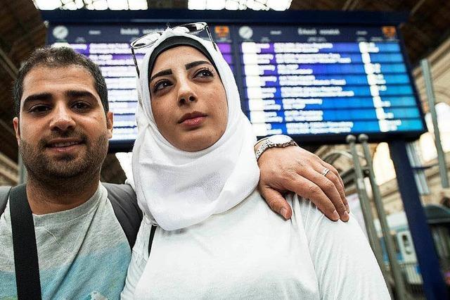 Land nimmt mindestens 1300 Flüchtlinge aus Ungarn auf