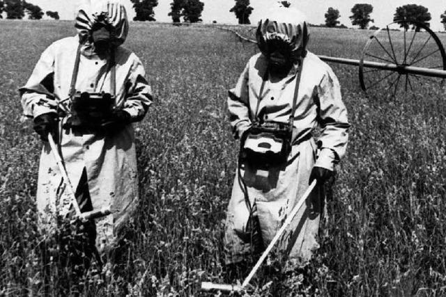 Löffinger musste im verseuchten Tschernobyl arbeiten